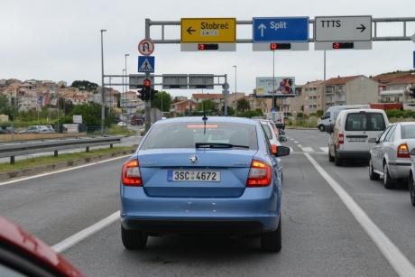 Хорватия. Путешествуем на машине по Долмации