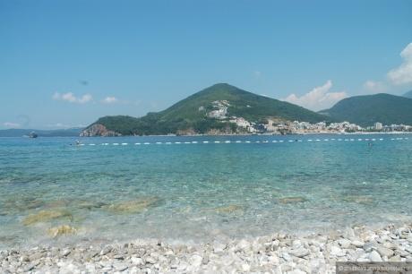 Будва — летний, пляжный отдых