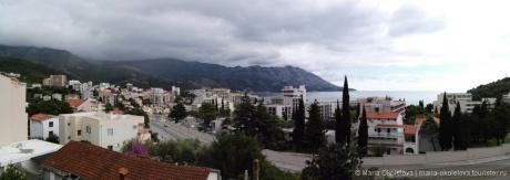 Черногория. Конец сентября 2016