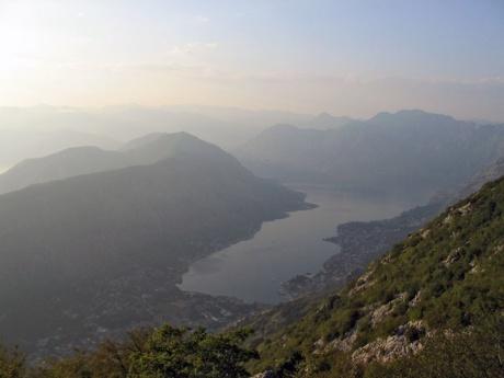 На машине по Балканам. Как мы заблудились на горе Ловчен