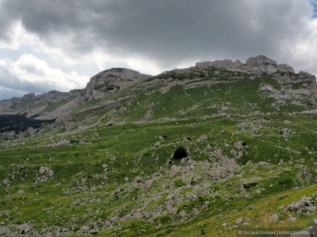 Кольцо вокруг национального парка Дурмитор