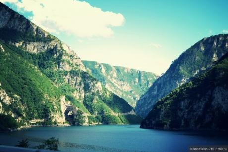 Знакомство с Балканами. Монтенегро! Я люблю тебя!