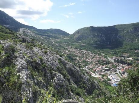 Черногория: курортная и не очень. День 2 - Котор.