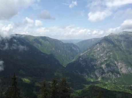 Черногория: курортная и не очень. День 8 - Каньон реки Тара.