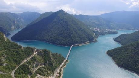 Черногория с квадрокоптера