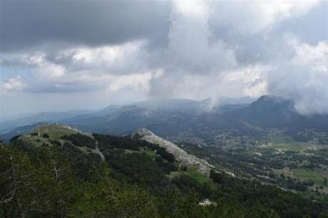 Влюбиться в Монтенегро Часть IV Вся страна на ладони