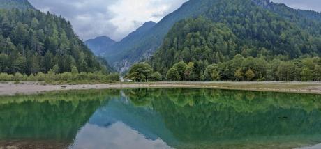 Словения: Триглавский парк. Фоторепортаж