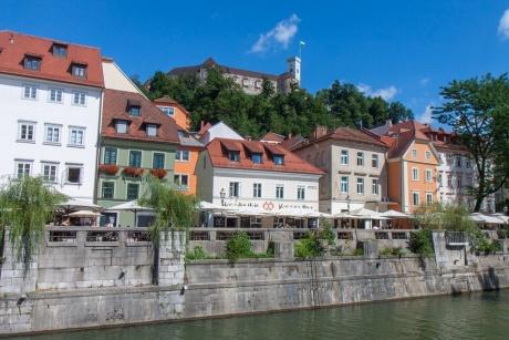 Балканы. Словения