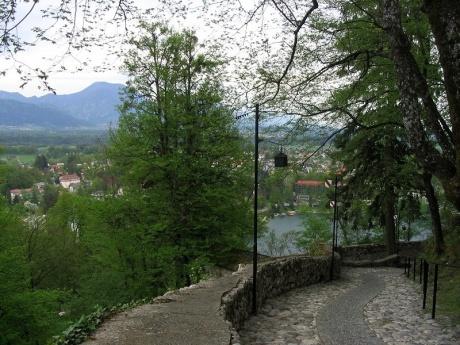 Блед и Бохинь — озерный край Словении