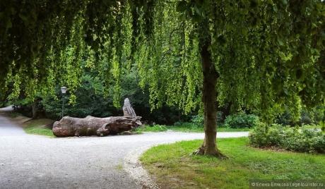 Люблянский парк Тиволи
