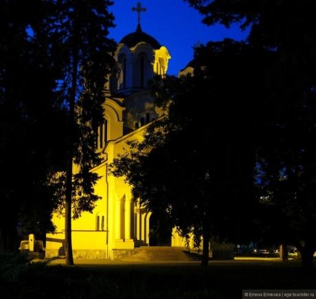 Вечерние столицы