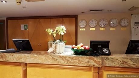 Отзыв об отеле Hotel Lev, Любляна
