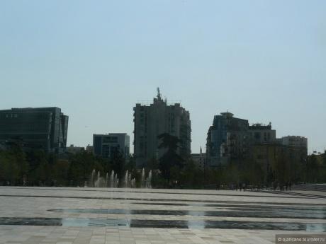 Тираническая столица