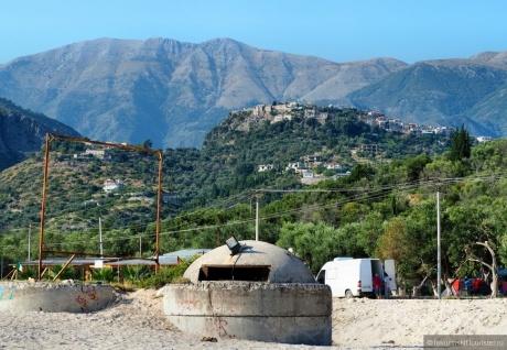 В Албанию на своем авто. Часть 2. Ривьера