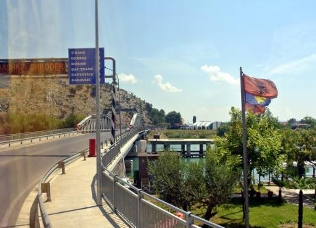Путешествие из Украины в Албанию.