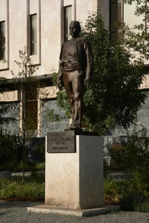 Албания. Тирана. Часть 1.