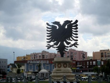 По Албании на велосипеде. Сутки в Албании, я живой (83 км)