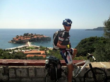 По Албании на велосипеде. Здравствуй главная Еврожопа (Албания)