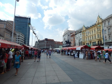 Праздник веганов в Загребе