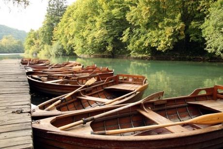 Плитвицкие озера - одно из чудес в Европе