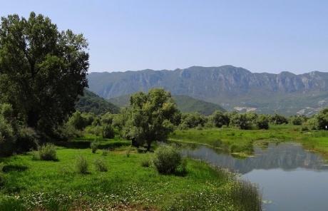 Риека Црноевича, Скадарское озеро и Старый Бар. Черногория