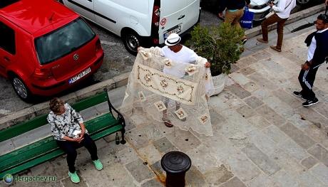 Черногория. Венецианское чудо Пераст. Родина знаменитых капитанов