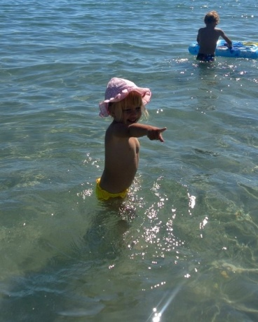 Черногорские Сейшелы, или 1 день в раю! Часть 1-я, пляжная.