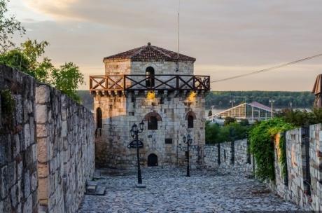 Балканский экспресс (Черногория + Сербия).Сентябрь 2017