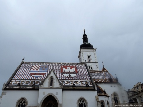 Хорватия пахнет соснами... и морем