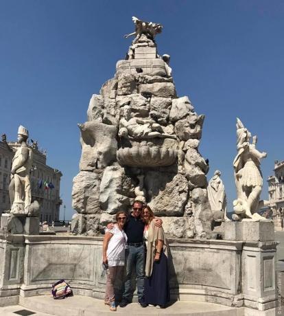 Недельный тур по Словении, Хорватии, Австрии и Италии. Триест и Пиран