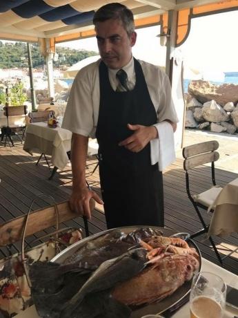 Отличный ресторан с прекрасными морепродуктами!