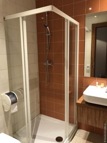 Отзыв об отеле Hotel Marinšek, Накло