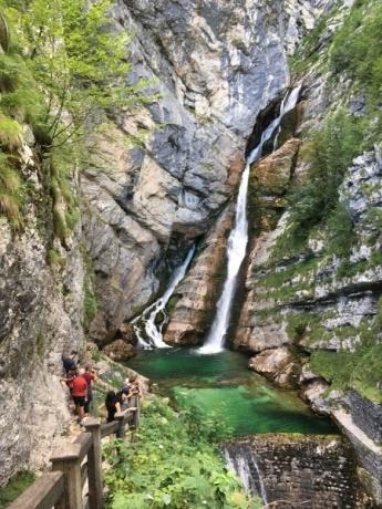 Крутые горы, бирюзовые водопады, чистейшие озера. День - 3.