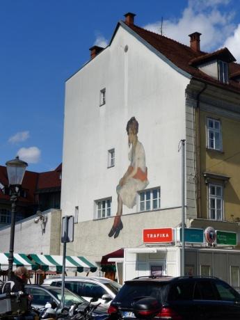 Там, где тебе хорошо. Словения 2017. День 1.
