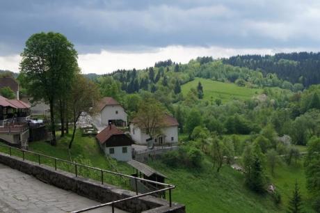 Майские выходные в Словении: море, горы, озёра, замки... Часть 2.