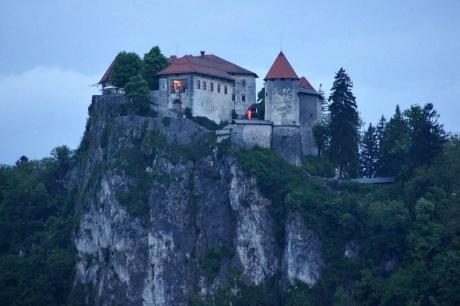 Майские выходные в Словении: море, горы, озёра, замки... Часть 3.