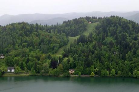 Майские выходные в Словении: море, горы, озёра, замки... Часть 4.