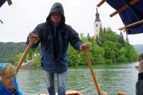 Майские выходные в Словении: море, горы, озёра, замки... Часть 5.