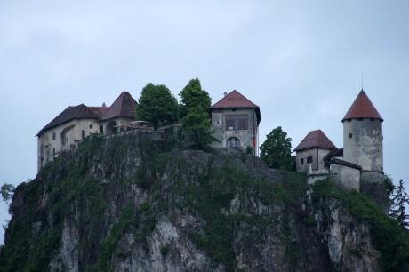 Майские выходные в Словении: море, горы, озёра, замки... Часть 7.