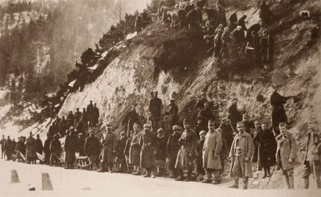 По лоскуткам Австро-Венгерской империи. Часть 10