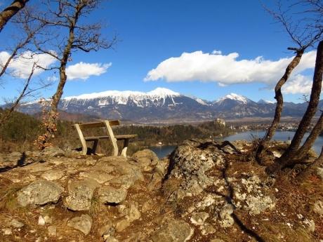 Словения. Озеро Блед и Есенице