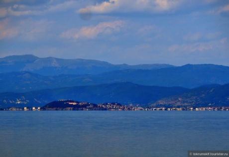 Скромное обаяние Албании. Часть 2. Поградец, Охридское озеро.