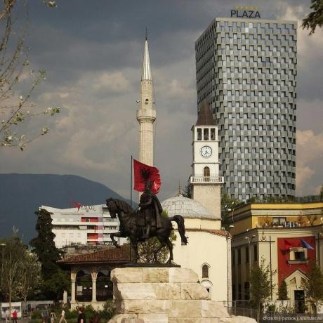 Тиран — в Тиране!, или Записки об Албании