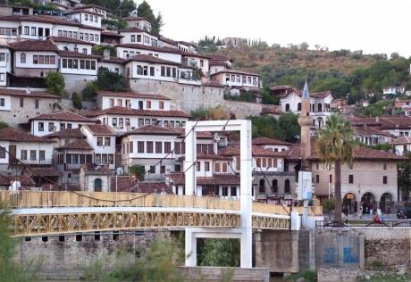Албания (сентябрь 2017) + Охрид и Корфу: короткие заметки