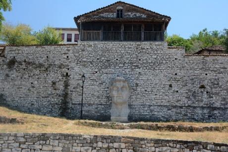 Албания. Берат. Часть 2.