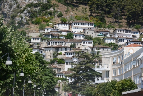 Албания. Берат. Часть 1.