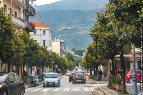 Первое знакомство с Албанией: граница, дороги и цены на топливо