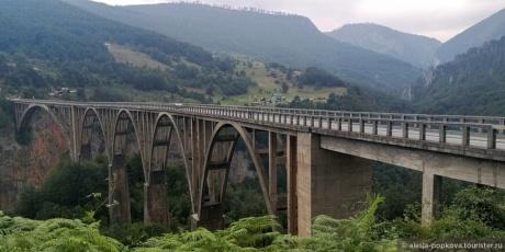 Балканское автопутешествие (Черногория и Хорватия) - Часть 1