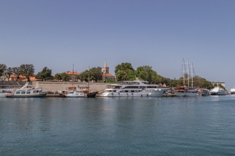Задар, он же Zadar.