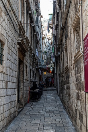 Дубровник, он же Dubrovnik. Начало.